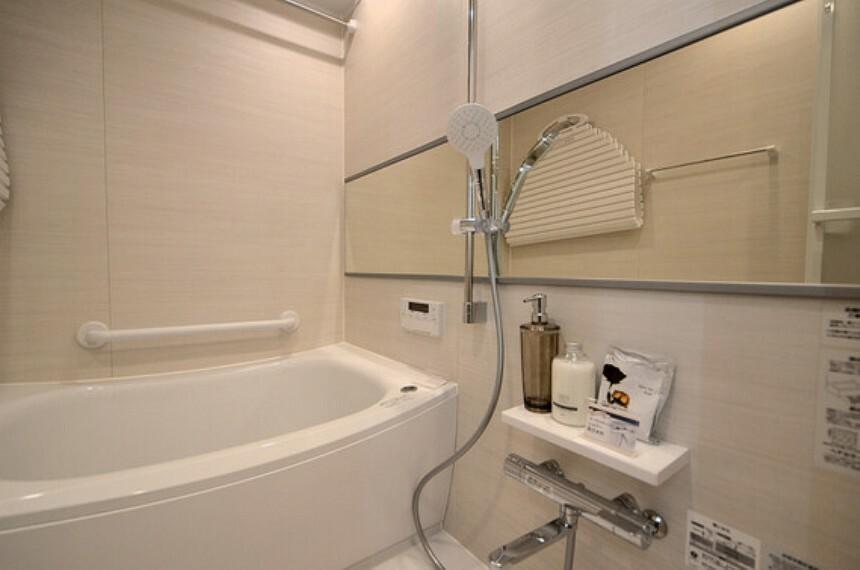 浴室 浴室乾燥機、追い焚き機能付き。便利な設備機能が揃っています