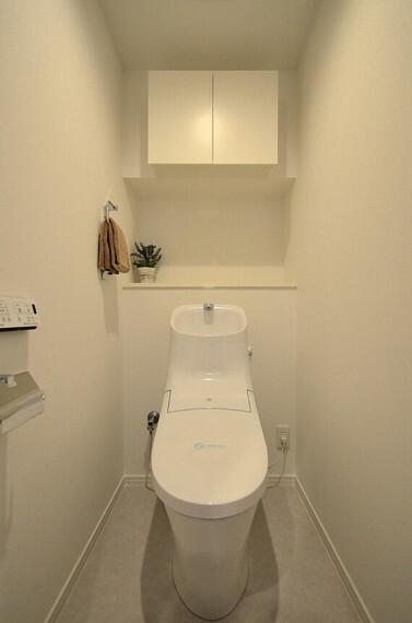 トイレ 温水洗浄機能付きで、肌寒い季節も快適にお使いいただけます