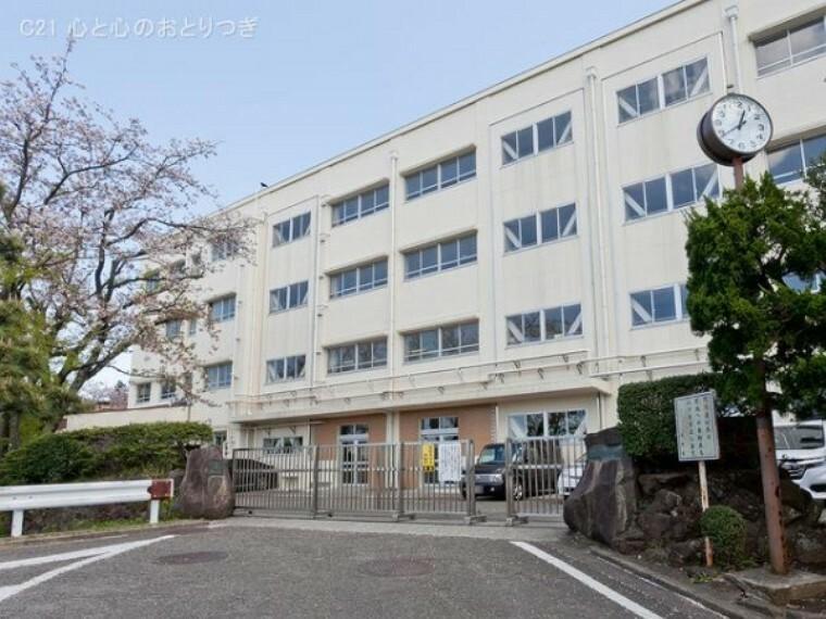 中学校 横浜市立豊田中学校