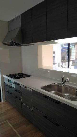 キッチン 人気のカウンターキッチン・食器洗浄乾燥機・オールインワン浄水器・床下収納
