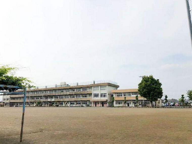 小学校 栃木市立南小学校