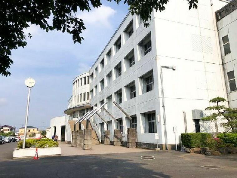 中学校 栃木市立南中学校