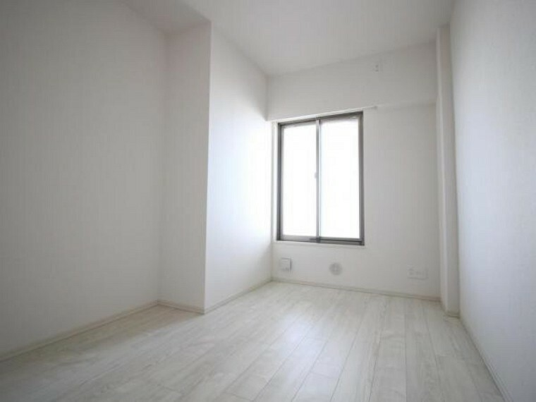 洋室 5.2帖の洋室です