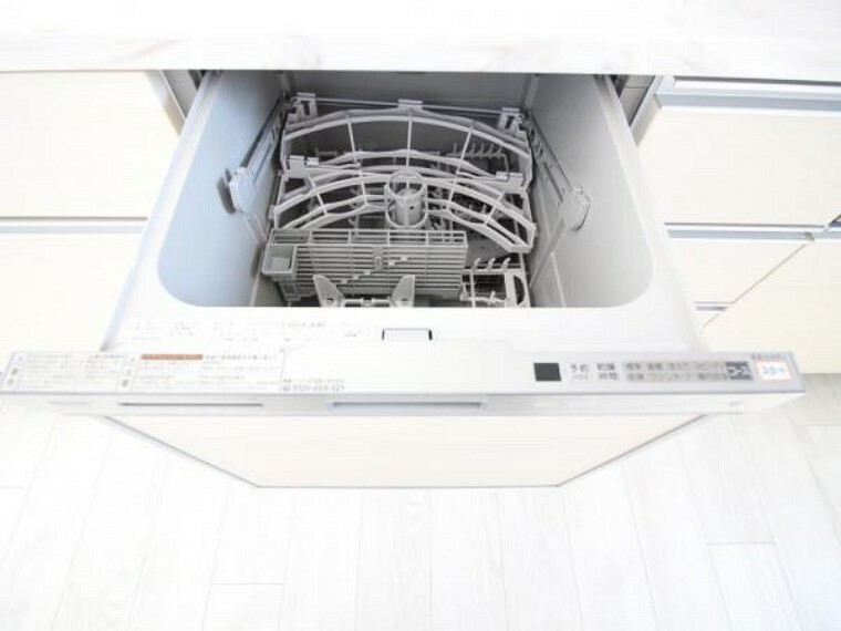 家事の負担削減に嬉しい食洗機