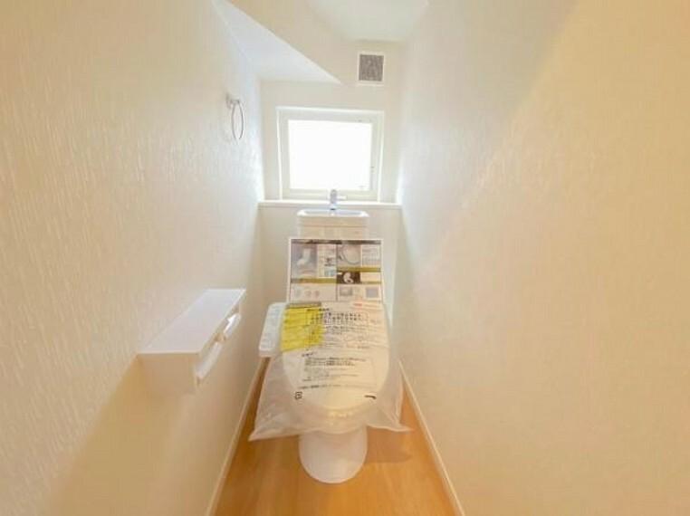 トイレ トイレは1階と2階の2カ所に設置!階段を上り下りせずに使用できるので、高齢の方にも安心です!