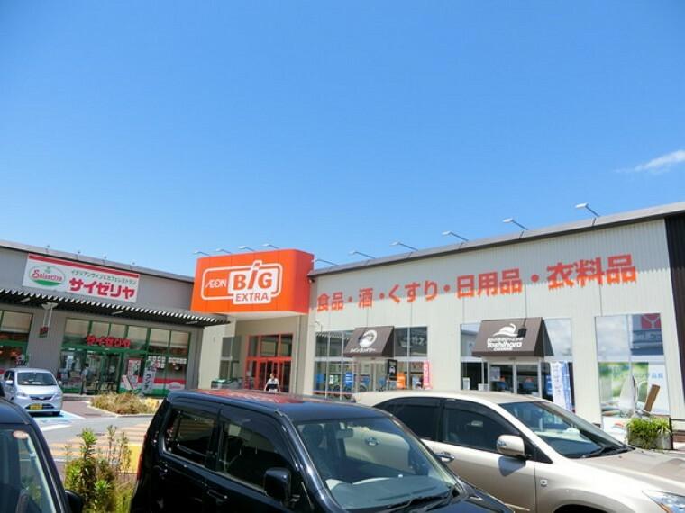 スーパー ザ・ビック彦根店 営業時間 9:00~22:00 ATMコーナーもございます。専門店も充実しています。