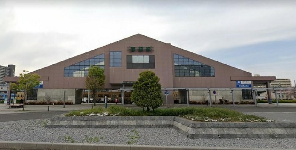 彦根駅(JR 東海道本線) 通勤通学にも便利です。
