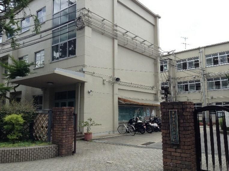 中学校 京都市立岡崎中学校