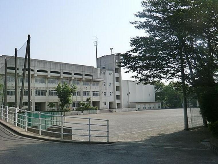 中学校 川崎市立平中学校