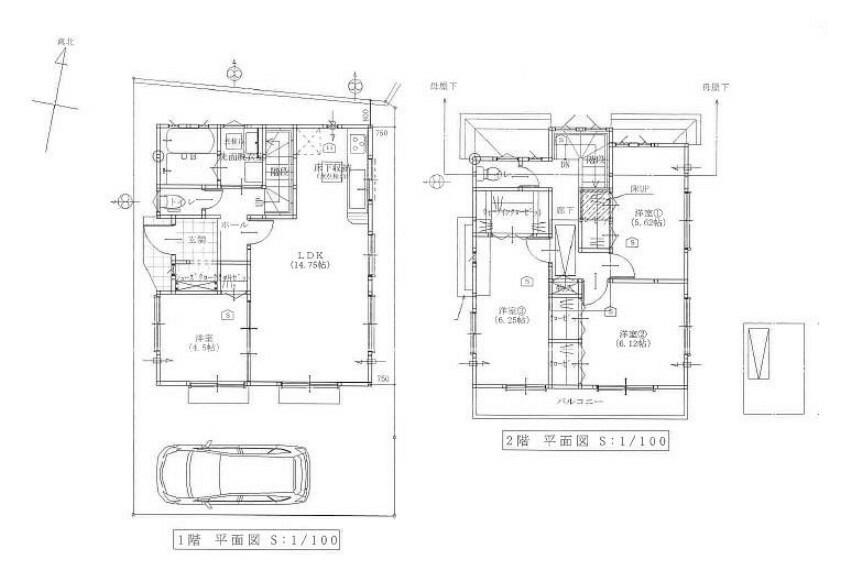 参考プラン間取り図 建物プラン ■建物参考価格:1320万円 ■延床面積:94.39平米