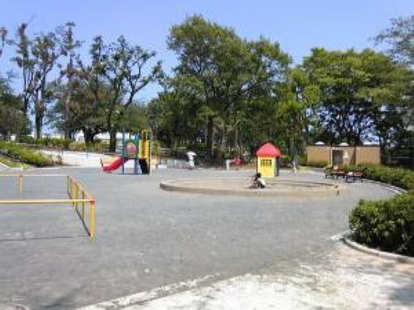 公園 白百合公園