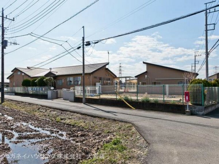 中央幼稚園 距離970m