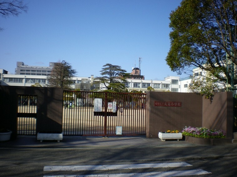 小学校 【小学校】尼崎市立大島小学校まで709m
