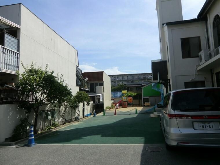 幼稚園・保育園 【保育園】サカエ保育園まで398m
