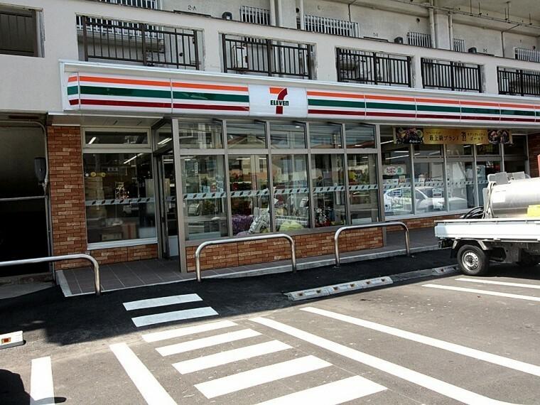 コンビニ セブンイレブン琉球大学北口店