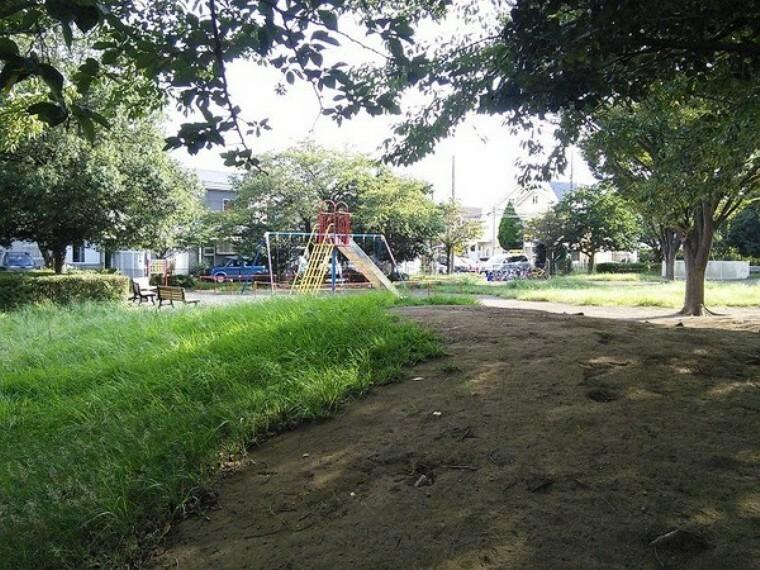 公園 上末吉二丁目公園