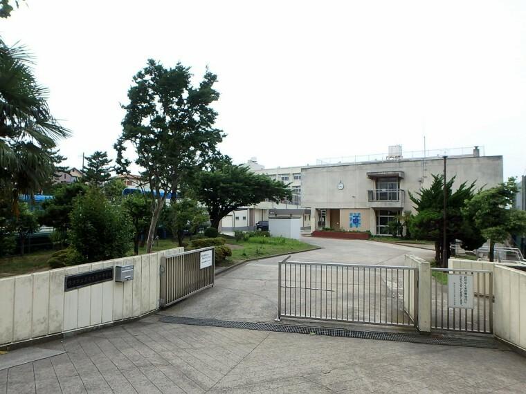中学校 横浜市立洋光台第一中学校