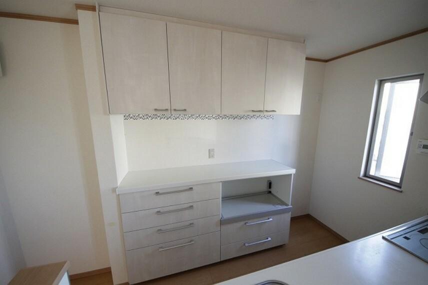 キッチン キッチンは家事動線の良い造りです
