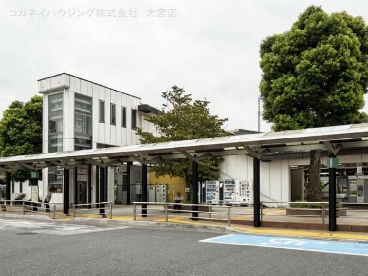 東北本線「蓮田」駅 距離2150m