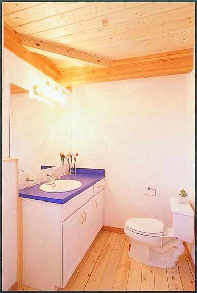 トイレ トイレは各階にございますので、朝の忙しい時間などに便利ですね。