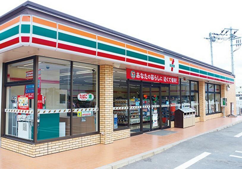 コンビニ セブンイレブン春日井大留店