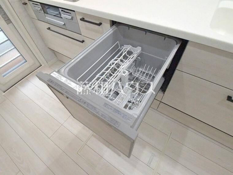 キッチン 2号棟 食器洗浄機 【練馬区向山3丁目】