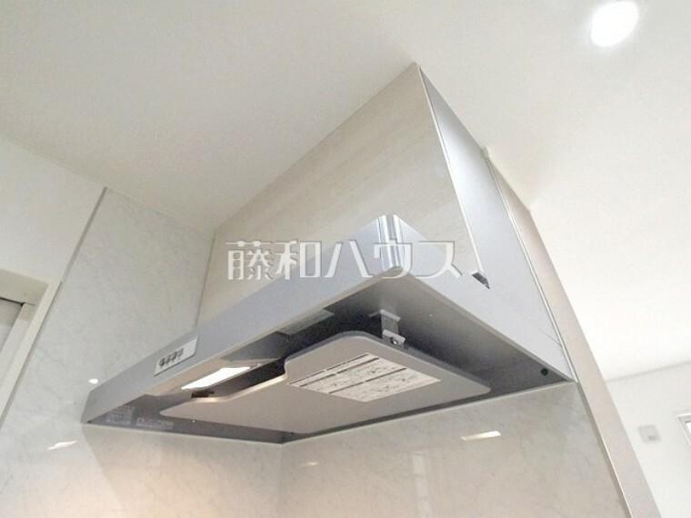 キッチン 2号棟 換気扇 【練馬区向山3丁目】