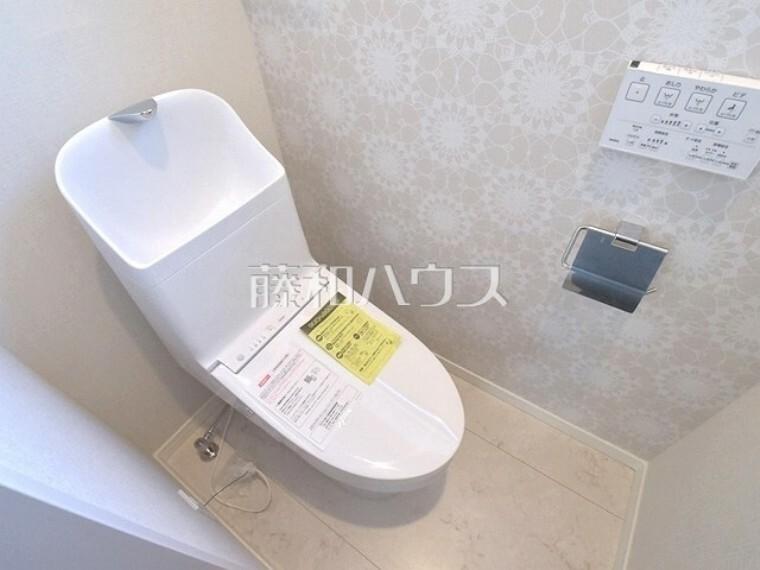 トイレ 2号棟 トイレ 【練馬区向山3丁目】