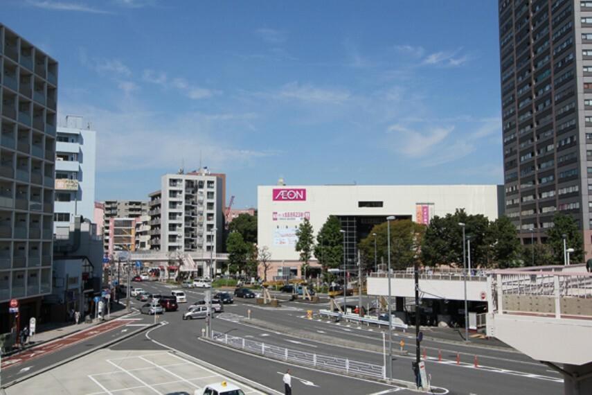 ショッピングセンター イオンスタイル東神奈川徒歩17分