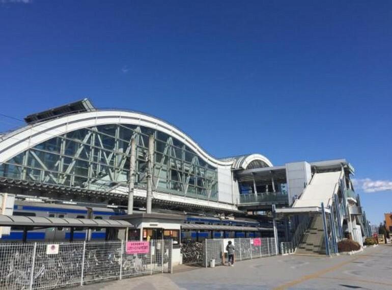 【駅】赤塚駅まで5902m