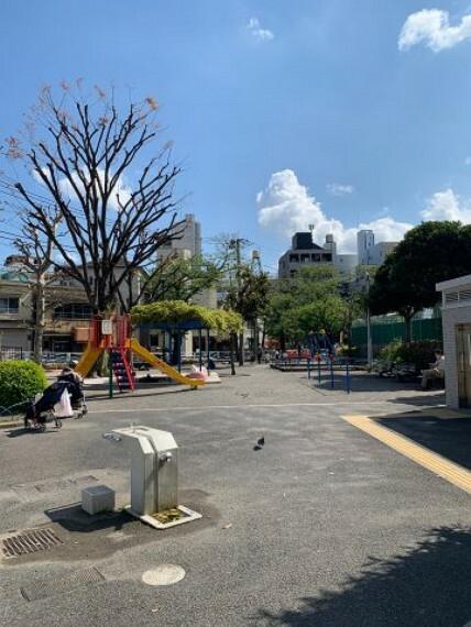 東田端公園まで徒歩3分
