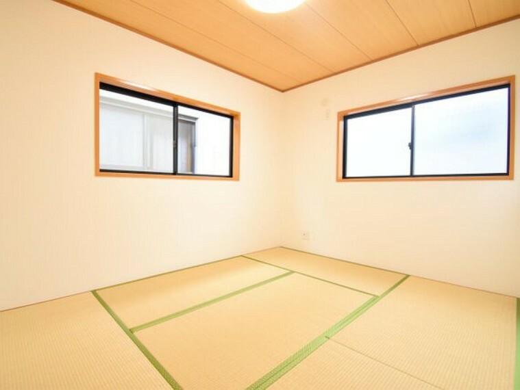 和室 多目的なスペースとして活用出来る便利な空間です。