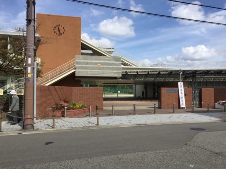 中学校 尼崎市立成良中学校まで500m 徒歩7分