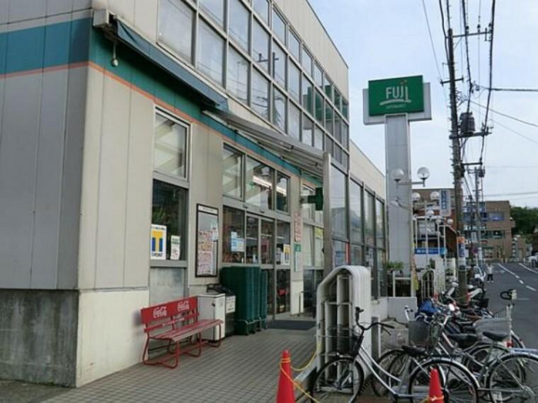 スーパー FUJI鳥山店 750m