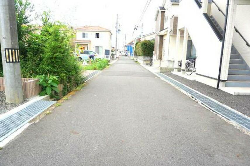 現況写真 東北本線「安積永盛」駅利用可能です。