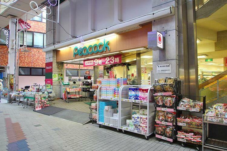 ショッピングセンター ファッションセンターしまむらピーコックストア阿佐谷店 徒歩21分。