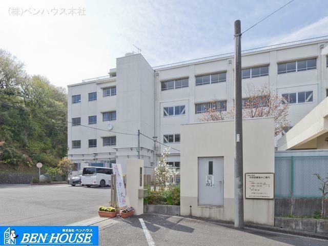 小学校 横浜市立西柴小学校 距離1090m
