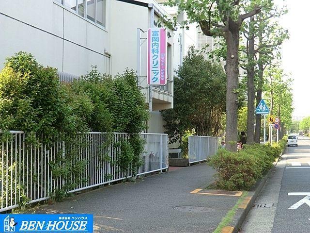 病院 富岡内科クリニック 徒歩19分。 徒歩6分。