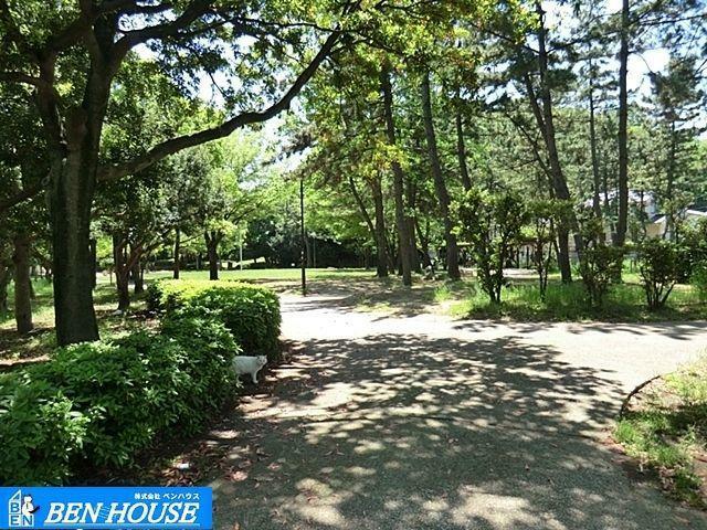 公園 富岡八幡公園 徒歩17分。