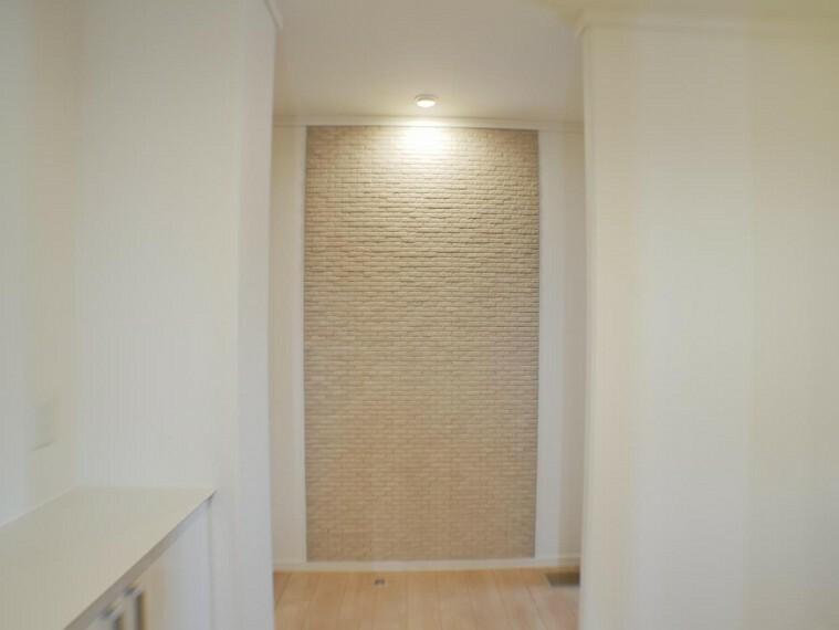 参考プラン完成予想図 【施工事例】玄関ホールをオシャレに彩りました。