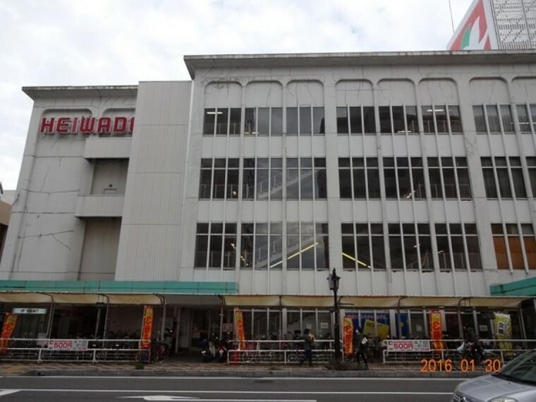 スーパー 平和堂守山店 【営業時間】(食品)9:30~21:00 (衣料・住居関連)9:30~20:00