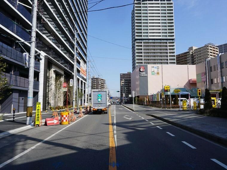 外観・現況 東京メトロ東西線「大手町」駅直通36分(快速または通勤快速利用時)
