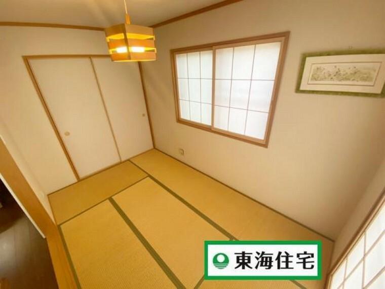 (和室)来客スペース・お子様のプレイルーム・お洗濯物を畳む家事スペースにも便利な和室あり!(家具・家電はつきません)