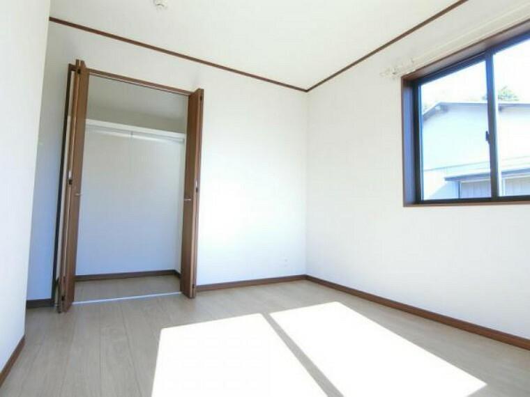 現況写真 全室2面採光のためお部屋が明るく感じられます
