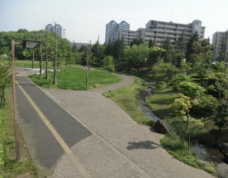 公園 【公園】十余一公園まで1553m