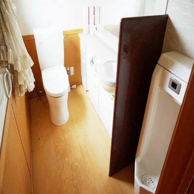 トイレ 男性用もございます。