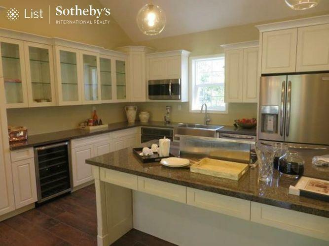 キッチン 設備が充実したキッチン