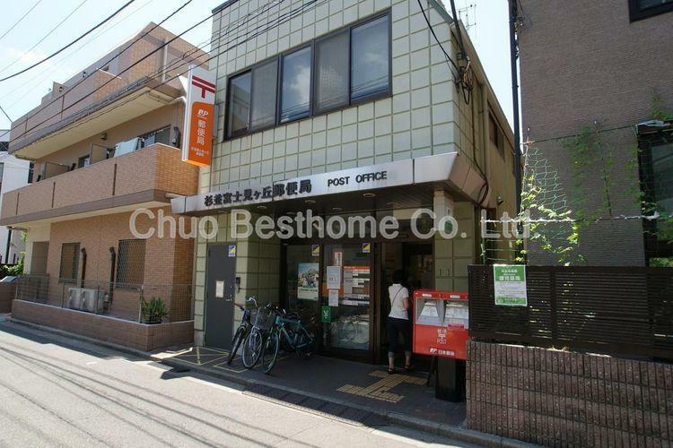 郵便局 杉並富士見ヶ丘郵便局 徒歩9分。