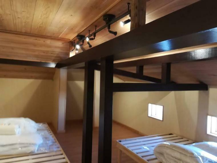 寝室 2階洋室