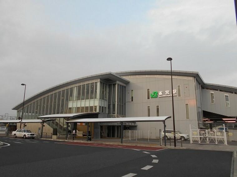 JR宇都宮線 雀宮駅